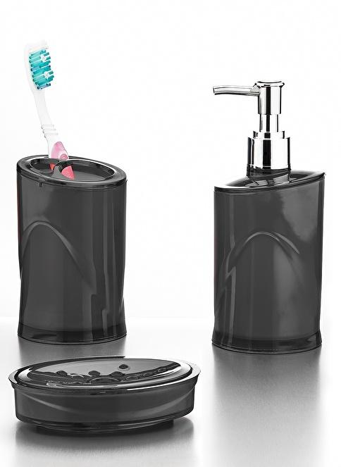 Hiper Banyo Seti Siyah